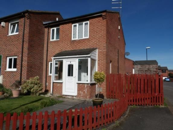 Thumbnail End terrace house for sale in Helmdon, Washington, Tyne And Wear