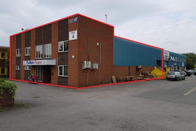 Thumbnail Industrial for sale in Unit, 4, Baron Court, Chandlers Way, Southend-On-Sea