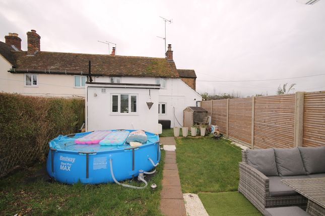 Thumbnail Link-detached house for sale in Hall End Road, Wootton, Bedford