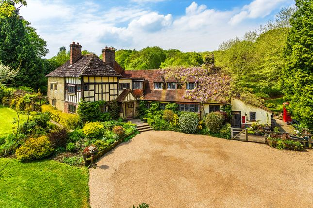 Thumbnail Detached house for sale in Holtye Road, Hammerwood, West Sussex