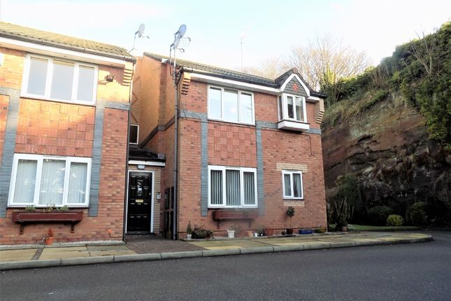 Thumbnail Flat to rent in Stonemasons Court, Clay Cross Road, Woolton, Liverpool