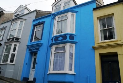 Thumbnail Town house to rent in Custom House Street, Aberystwyth