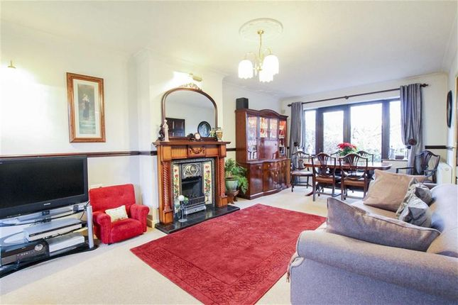 Thumbnail Semi-detached house for sale in Hollies Road, Wilpshire, Blackburn