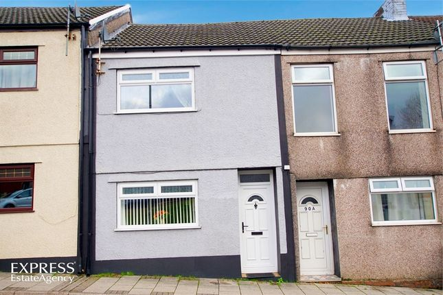 Thumbnail Terraced house for sale in Gadlys Road, Aberdare, Mid Glamorgan