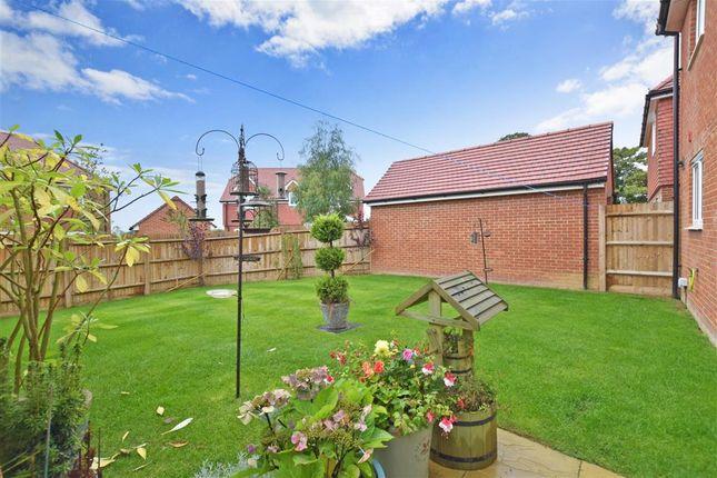 Thumbnail Detached house for sale in Battin Lane, Littlehampton, West Sussex