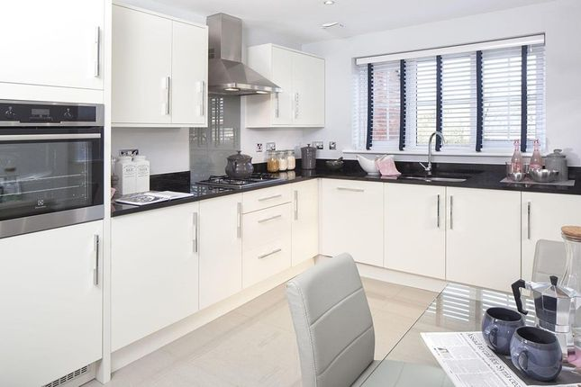"4 bedroom detached house for sale in ""Thame"" at Bevans Lane, Pontrhydyrun, Cwmbran"