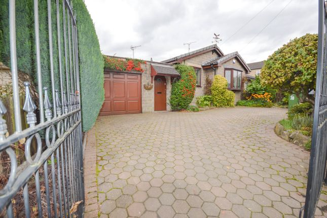 Thumbnail Detached bungalow for sale in Station Road, Mosborough, Sheffield