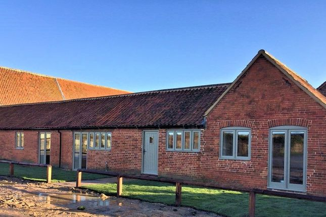 Thumbnail Barn conversion for sale in Holt Road, Melton Constable