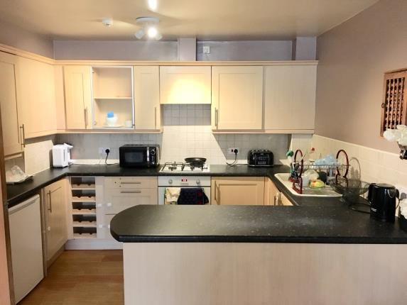 Kitchen of Elizabeth Court, Henry Street, Lancaster, Lancashire LA1