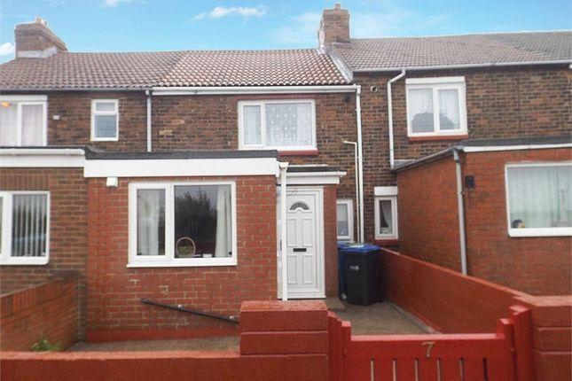 Thumbnail Terraced house for sale in Dene Avenue, Peterlee, Durham