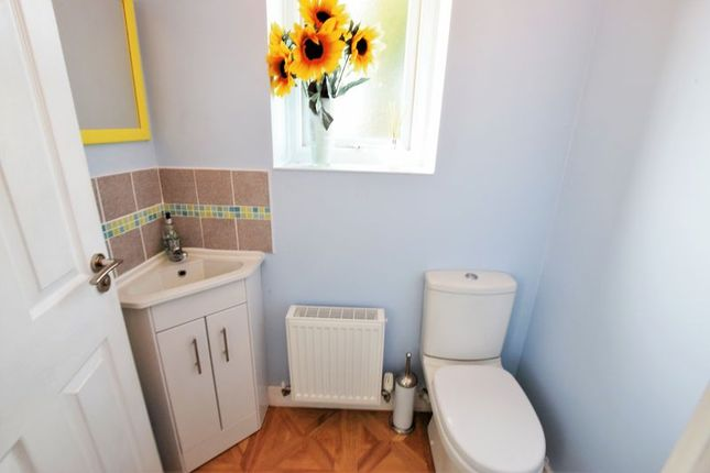 Ground Floor WC of Newmarket Lane, Clay Cross, Chesterfield S45