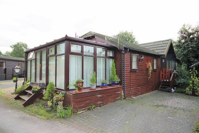 Thumbnail Lodge for sale in 5 Pinfold Caravan, Sedbergh