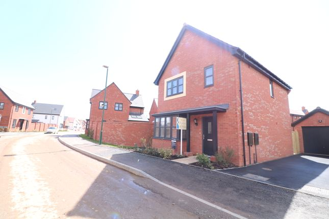3 bed detached house to rent in Whittle Road, Blythe Valley Park, Shirley, Solihull B90