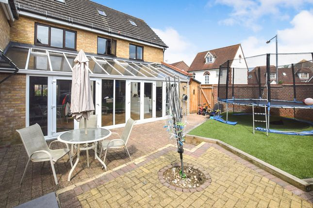 Thumbnail Detached house for sale in Davenport, Church Langley, Harlow
