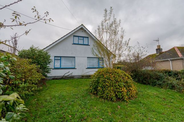 4 bed detached bungalow for sale in St. Georges Road, Hayle TR27