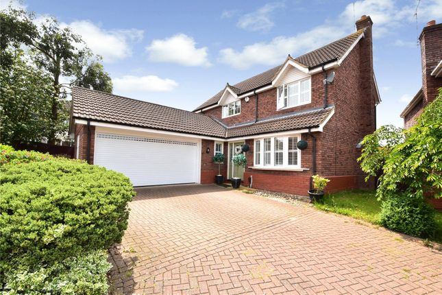Thumbnail Detached house for sale in Taylor Row, Wilmington, Kent