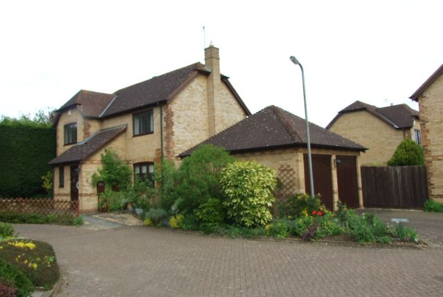 Thumbnail Detached house for sale in Chantry Close, Woburn Sands