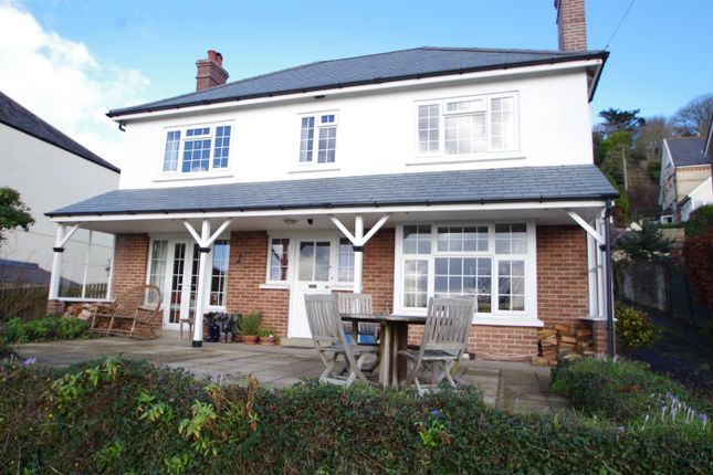 Thumbnail Detached house for sale in Hills View, Braunton