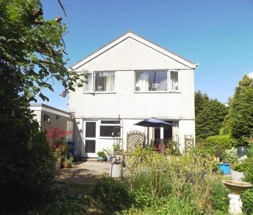 Thumbnail Detached house for sale in Maes Gerddi, Porthmadog, Gwynedd