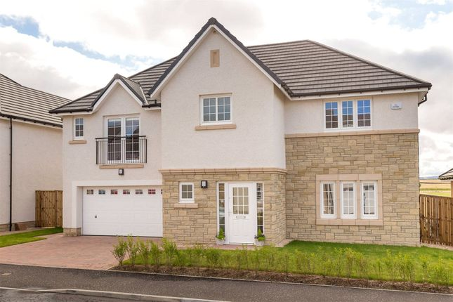 Thumbnail Detached house for sale in Douglas Marches, North Berwick, East Lothian