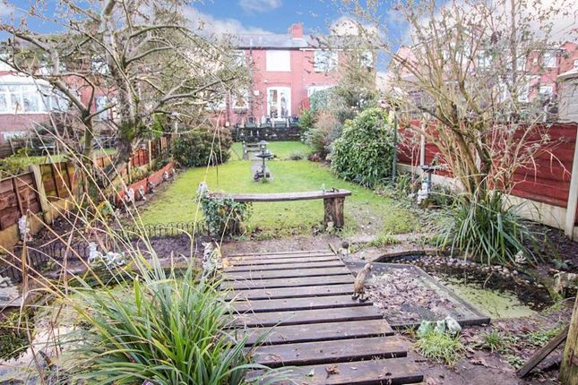 Thumbnail Semi-detached house for sale in Holcombe Avenue, Bury