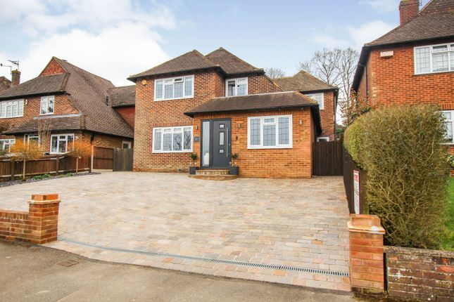 Thumbnail Detached house for sale in Fairlawn Drive, East Grinstead, 1