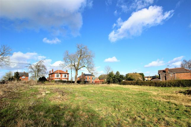 Thumbnail Land for sale in Loughborough Road, Coleorton, Coalville