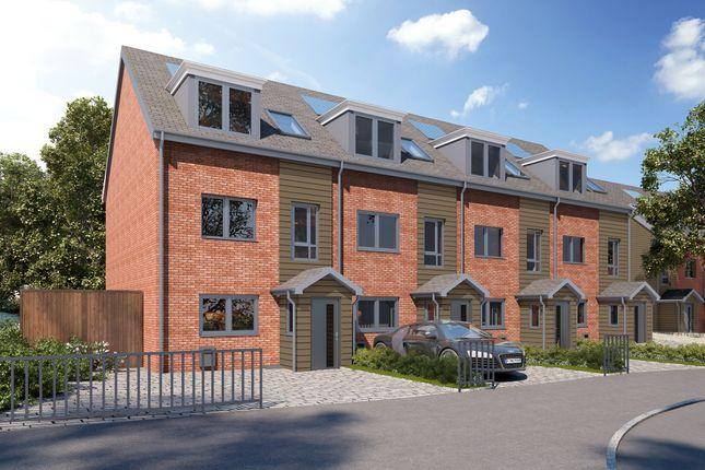 Thumbnail Terraced house for sale in Bulwell Lane, Nottingham