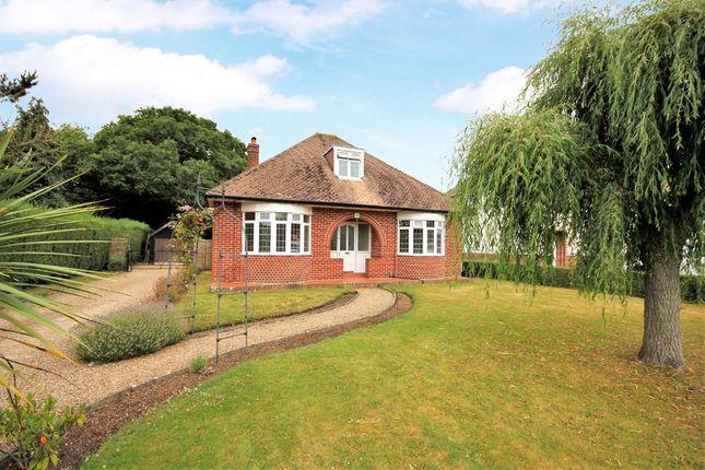 Thumbnail Detached house for sale in Brook Lane, Warsash, Southampton