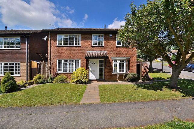 Thumbnail Detached house for sale in Cotefield Drive, Leighton Buzzard