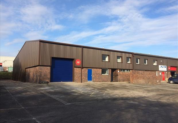 Thumbnail Light industrial to let in Unit 19, Abenbury Way, Wrexham Industrial Estate, Wrexham, Wrexham