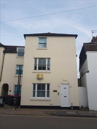 Thumbnail Flat to rent in Whitstable Road, Canterbury