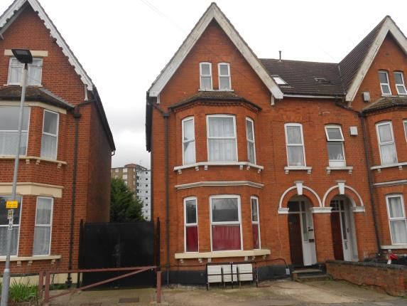 Thumbnail Semi-detached house for sale in Conduit Road, Bedford, Bedfordshire