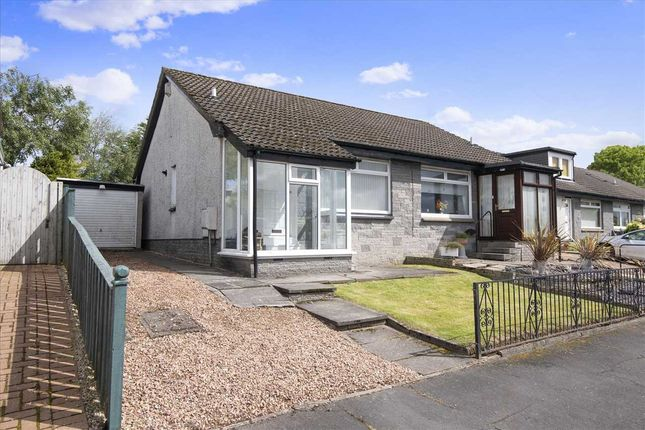 Thumbnail Bungalow for sale in Anchorscross, Dunblane