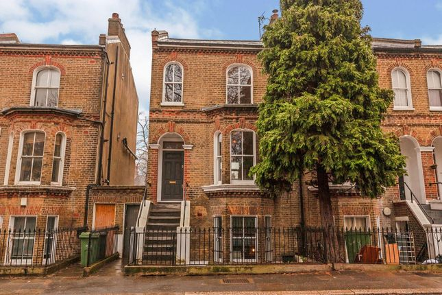 Thumbnail End terrace house for sale in Akerman Road, Stockwell