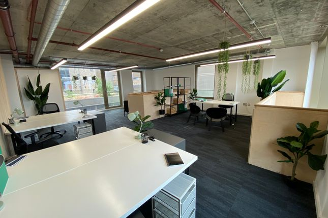 Thumbnail Office to let in Monohaus, 143 Mare Street, London