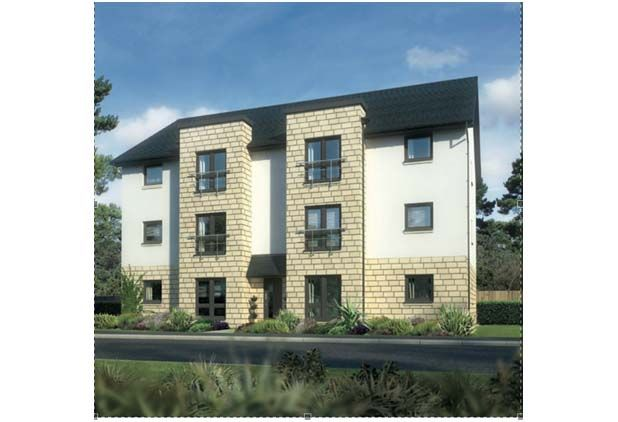 "Thumbnail Flat for sale in ""Emerald Apartments Second Floor "" at Eagle Avenue, Newton Mearns, Glasgow"