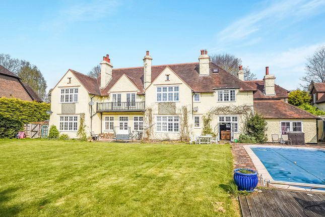 Thumbnail Detached house for sale in Busbridge Lane, Godalming, Surrey