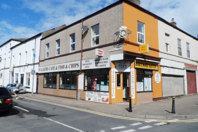 Thumbnail Restaurant/cafe for sale in Bairstow Street, Blackpool