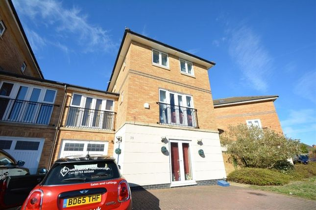 Thumbnail Property to rent in Hargate Way, Hampton Hargate