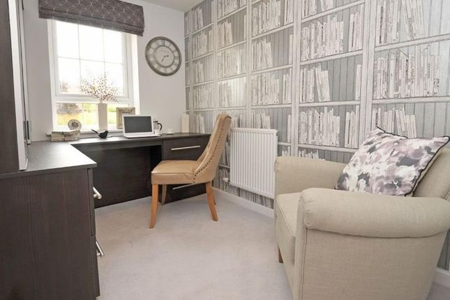 """Detached house for sale in """"Alnwick"""" at Squinter Pip Way, Bowbrook, Shrewsbury"""