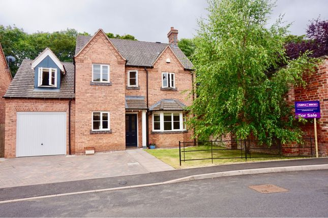 Thumbnail Detached house for sale in Castle Gardens, Apley