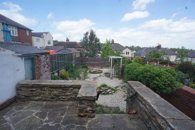 Garden of Carterknowle Road, Ivy Cottage, Sheffield S7