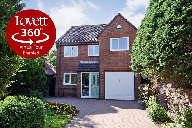 Thumbnail Detached house for sale in Church Street, Rugeley