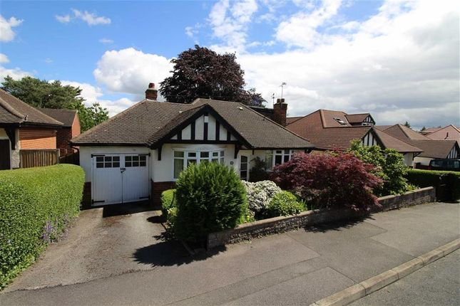 Thumbnail Bungalow for sale in Cavendish Avenue, Allestree, Derby
