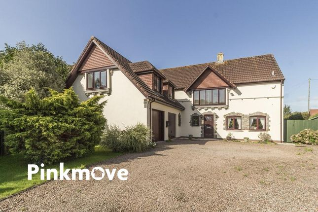Thumbnail Detached house for sale in Manor House Farm, Manor Farm, Crick - Ref# 00011262