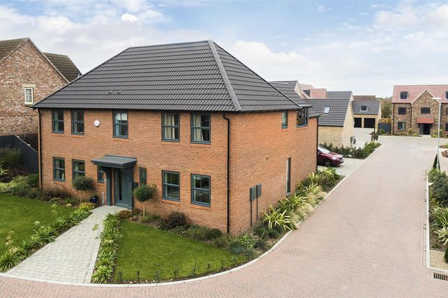 Thumbnail Detached house for sale in Plot 7, Valley View, Retford