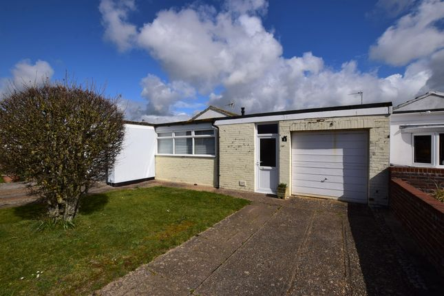 Thumbnail Bungalow for sale in Timberlaine Road, Pevensey Bay