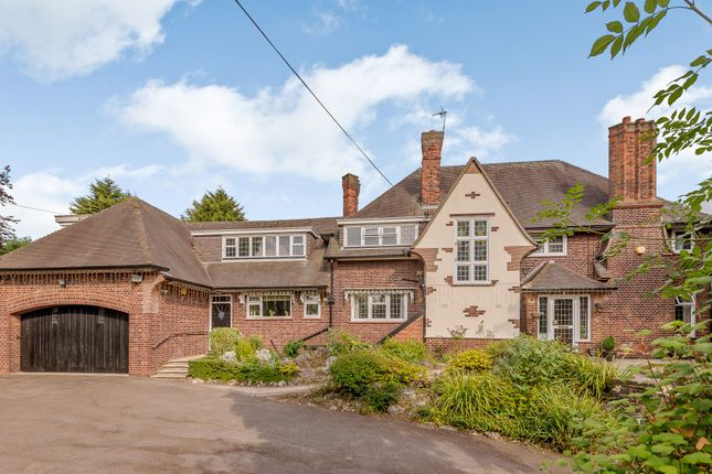 Thumbnail Detached house for sale in The Highlands Lutterworth Road, Leicester