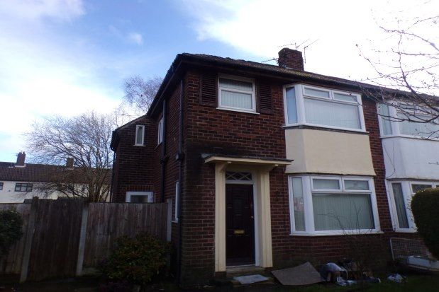 Property to rent in Woodend Avenue, Liverpool